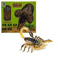 Игрушка на радиоуправлении 'Скорпион', желтый RUICHENG (8902)