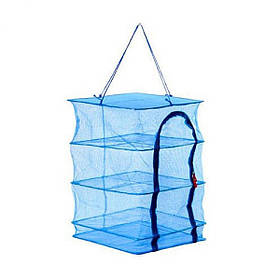 Сетка для сушки рыбы Stenson U SF23636 3 яруса, 30х30х60 см