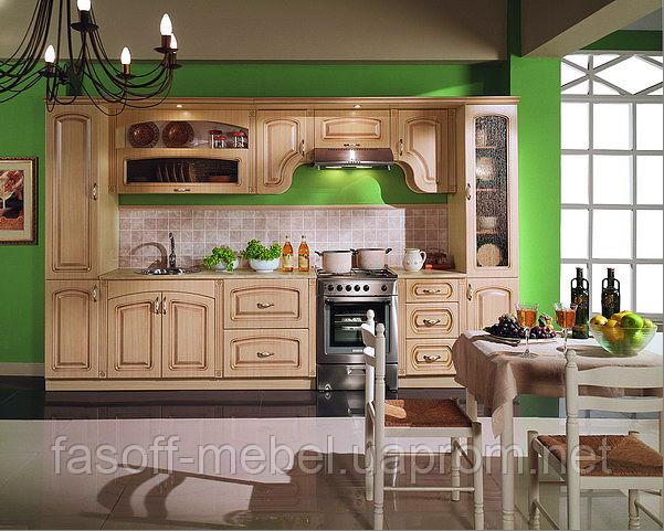 Кухни под заказ. Fasoff мебель