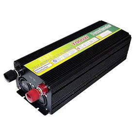 Інвертор перетворювач Wimpex 7000W 12V-220V PF-PX