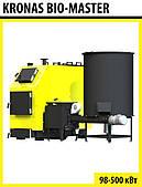 Котел твердотопливный KRONAS BIO MASTER (99-500 кВт)