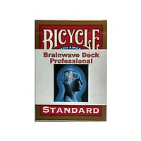 Трюковая колода Bicycle Brainwave Deck Professional