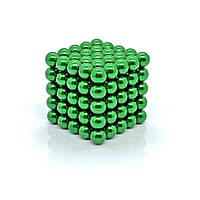 Неокуб NeoCube 5x5 Зелёный 5 мм