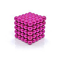 Неокуб NeoCube 5x5 Розовый 5 мм