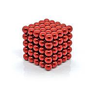 Неокуб NeoCube 5x5 Красный 5 мм