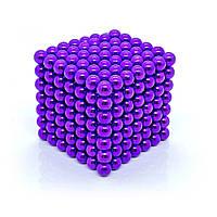 Неокуб NeoCube 7x7 Фиолетовый 5 мм