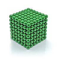 Неокуб NeoCube 7x7 Зелёный 5 мм