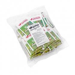 Чай Gemini (Джеміні) Зелений пакетований 50 шт (Tea Gemini Pure Green Tea packaged 50 pcs)