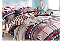 Двухсторонний комплект постельного белья семейный ТЕП