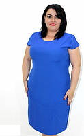 Сукня жіноча великого розміру, на літо, фото 1