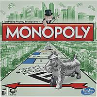 Настольная игра Монополия Укр (обновленная) Hasbro