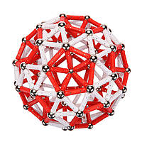 Магнитный конструктор Magnetics (188 деталей)