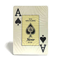 Покерные карты Fournier 2818 Jumbo Index