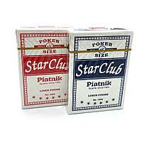 Покерные карты Piatnik Star Club