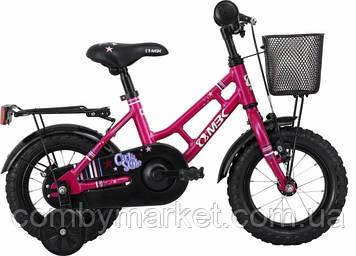 """Детский велосипед для девочки MBK Girl Style 12"""" от 2,5 лет"""
