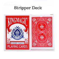 Конусная колода покерных карт KingMagic