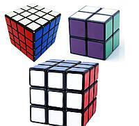 Набор из трёх профессиональных кубов