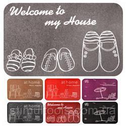 Придверні килимок декоративний 50*80 см