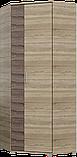 Ліжко Німан Нордік односпальне білий/секвойя без вкладу 90х200, фото 3