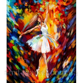 "Картина за номерами ""Балерина"""