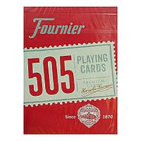 Покерные карты Fournier 505