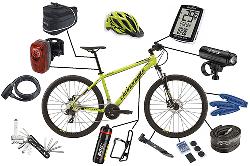 Велосипеди і аксесуари