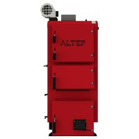 Твердопаливний котел тривалого горіння Альтеп Дует плюс (Altep duo plus) 15 кВт