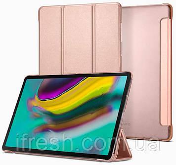 Чехол Spigen для Samsung Galaxy Tab S5e - Smart Fold, Rose Gold (613CS26149)