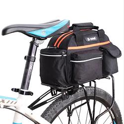 Велорюкзаки і велосумки