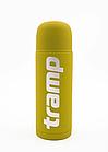 Термос Tramp Soft Touch 1.0 л жовтий, фото 2