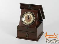 Настільні годинники - скринька