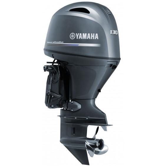 Двигун для човна Yamaha F130AETL - підвісний двигун для яхт і рибальських човнів