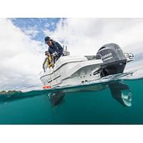 Двигун для човна Yamaha F130AETL - підвісний двигун для яхт і рибальських човнів, фото 3