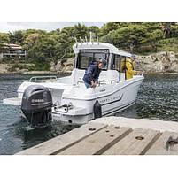 Двигун для човна Yamaha F130AETL - підвісний двигун для яхт і рибальських човнів, фото 4