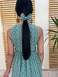 Літнє плаття із завищеною талією з штапелю в квітковий принт (р. 42, 44, 46) 4032575, фото 9