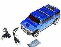 Портативная музыкальная мини-система (Music CAR Portable Digital Speaker) HUMMER YPS-H2, фото 1
