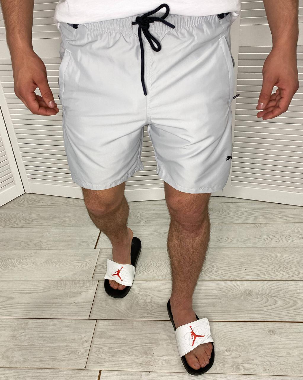 Шорты мужские пляжные спортивные Puma купальные плавки для мужчин
