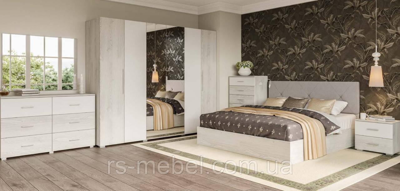 """Модульна спальня """"Ромбо"""" (Світ Меблів)"""