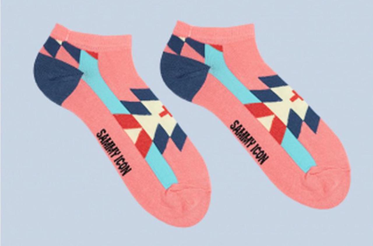 Шкарпетки Sammy Icon короткі Cruz pink short