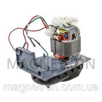 Двигатель MS-651285 с редуктором для мясорубок Moulinex