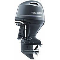 Лодочный мотор Yamaha F130AETX(XA) -  подвесной мотор для яхт и рыбацких лодок, фото 2