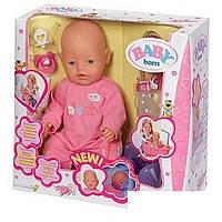Кукла пупс Baby Born 8001 трикотажная одежда
