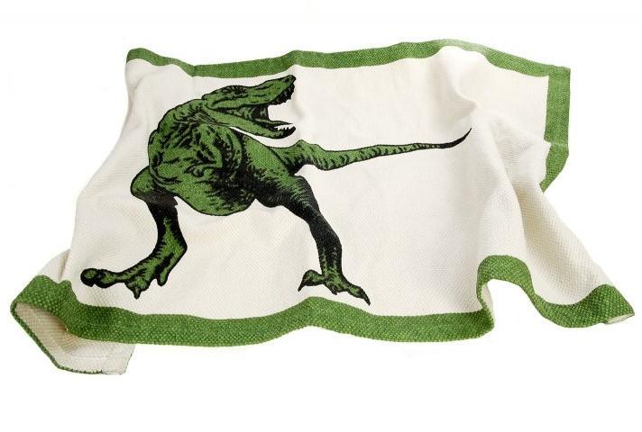Детский коврик Meradiso Тиранозавр 70х120 см
