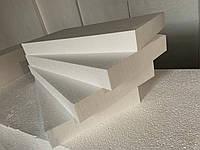 Пенопласт ТУ  М25, размер 1000х500х100 мм, плотность 8 кг/м3