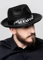 Шляпа гангстера Мафия Аль Капоне б/у