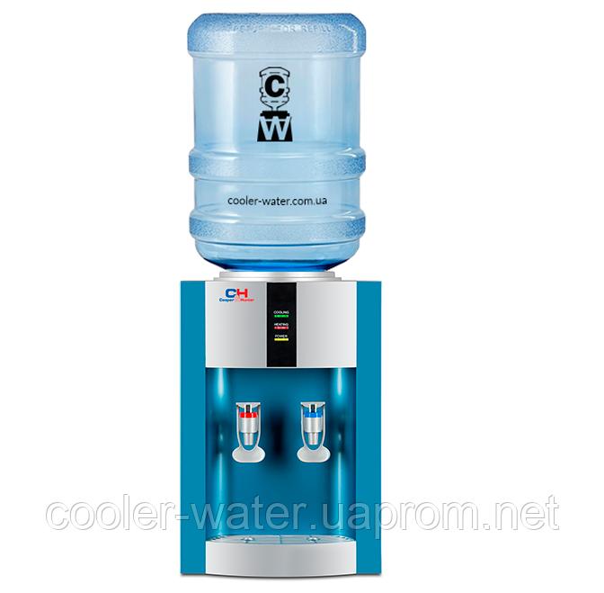 Кулер для воды с нагревом и охлаждением Cooper&Hunter H1-TES Silver