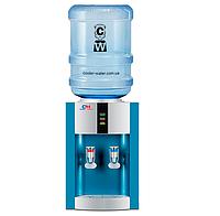 Кулер для води з нагріванням і охолодженням Cooper & Hunter H1-TES Silver, фото 1