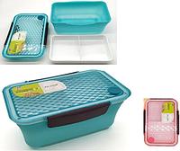 Пищевой контейнер для ланча Tingli Box (EL-246-8) | Харчовий контейнер для ланчу Tingli Box