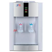 Кулер для воды с нагревом и охлаждением Cooper&Hunter H1-T White, фото 1
