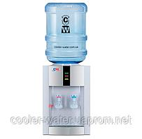Кулер для води з нагріванням і охолодженням Cooper & Hunter H1-TE White